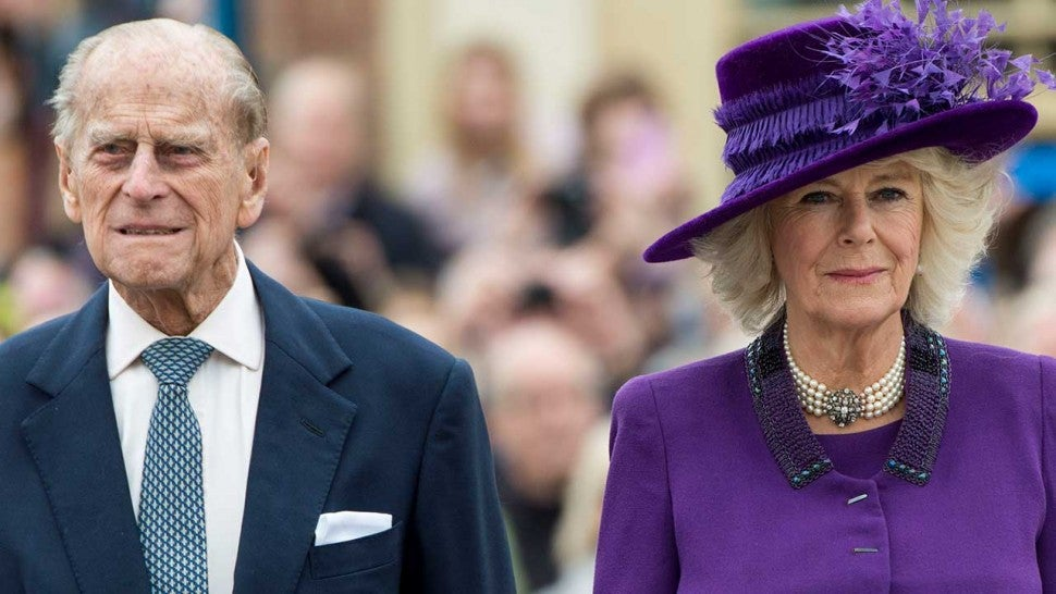 Prince Philip Is 'Slightly Improving' Amid Hospitalization, Says Camilla, Duchess of Cornwall.jpg