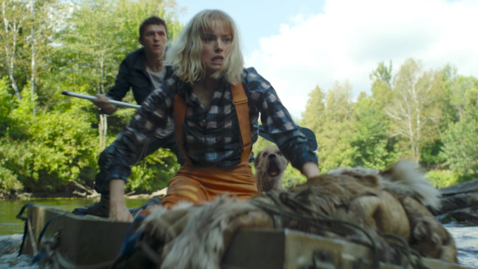 Watch Tom Holland and Daisy Ridley Run for Their Lives in 'Chaos Walking' Clip (Exclusive).jpg