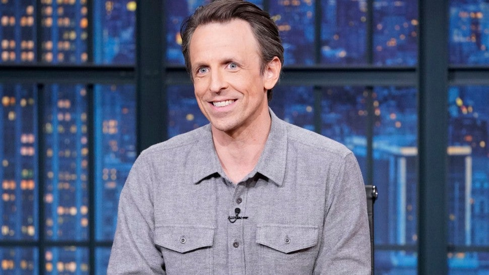 Seth Meyers on Celebrating Critics Choice Award With His Parents By His Side (Exclusive).jpg