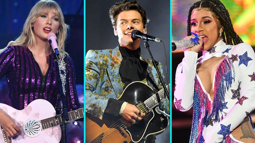 GRAMMYs 2021: Taylor Swift, Harry Styles, Cardi B and More to Perform.jpg
