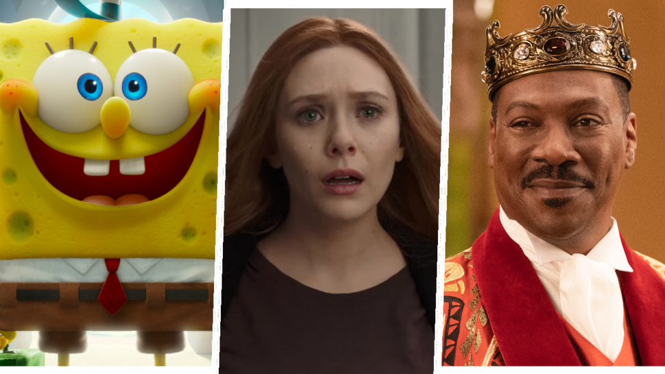 The Best Movies and TV Shows to Stream: 'WandaVision' Finale, 'Coming 2 America' and More.jpg