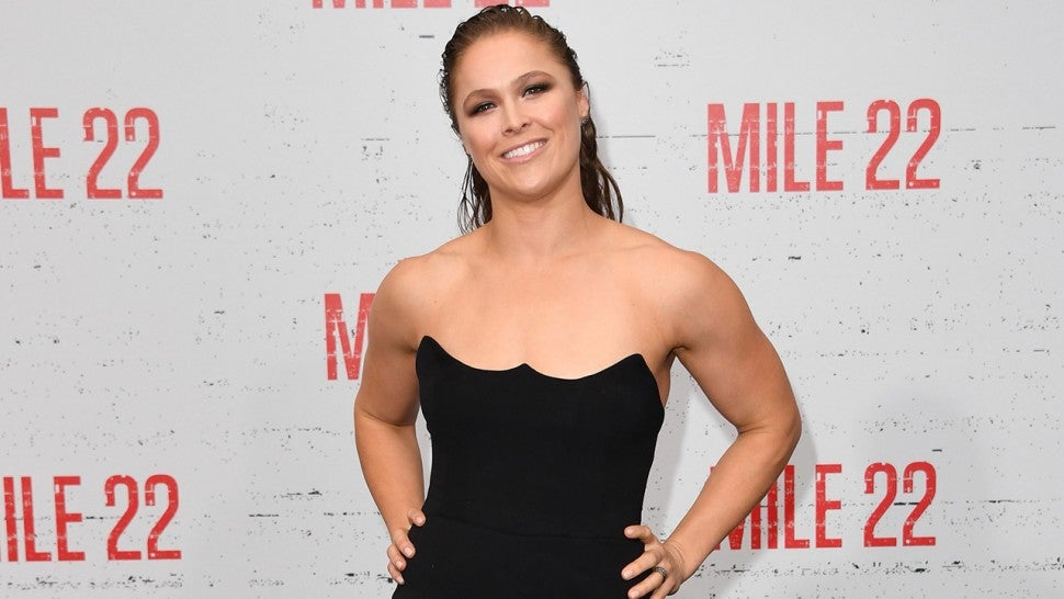 Ronda Rousey Is Pregnant With First Child | Entertainment Tonight