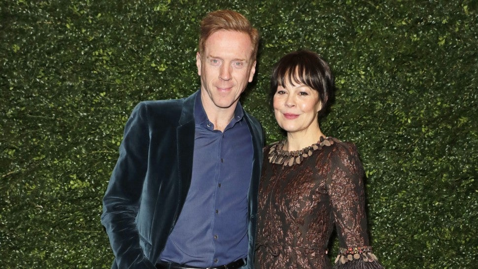 Helen McCrory, 'Harry Potter' Actress and Wife of Damian ...