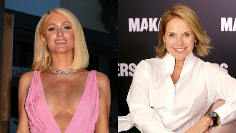 Paris Hilton Says Her New Short Hair Was Inspired by Katie Couric.jpg