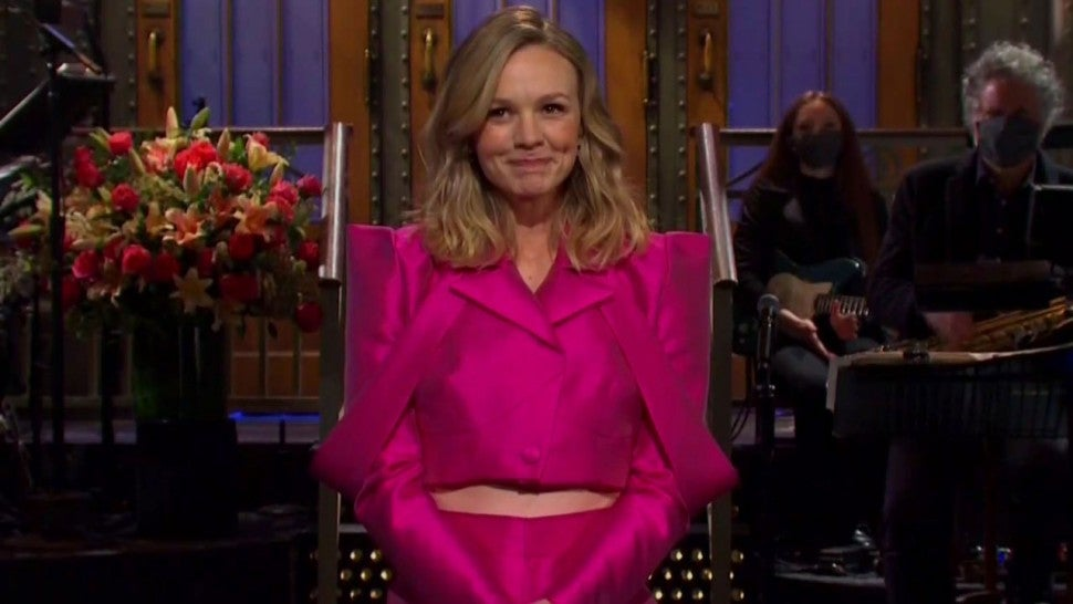 'Saturday Night Live': Carey Mulligan Jokes About Getting Mistaken for Michelle Williams in Debut Monologue.jpg
