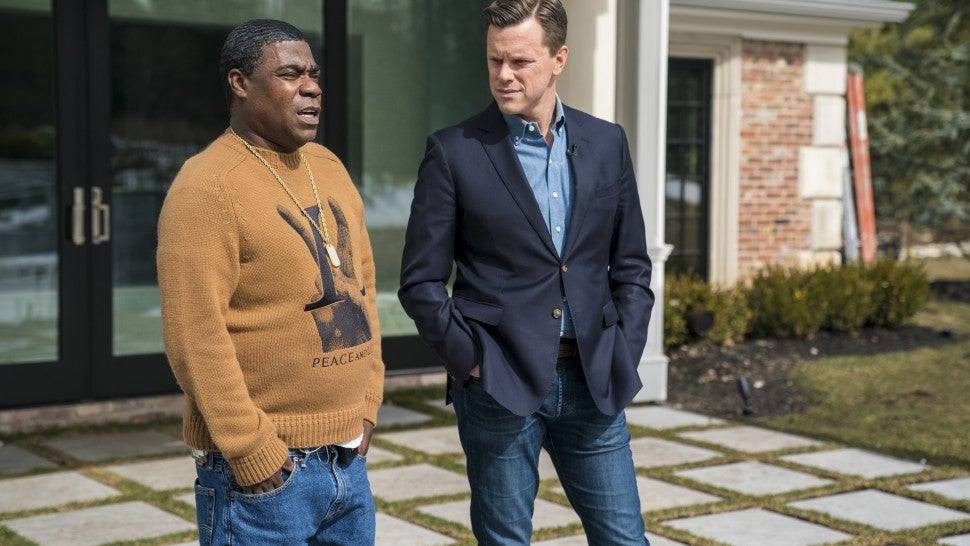 Willie Geist Called the Cops at Tracy Morgan's House While Interviewing the Comedian.jpg