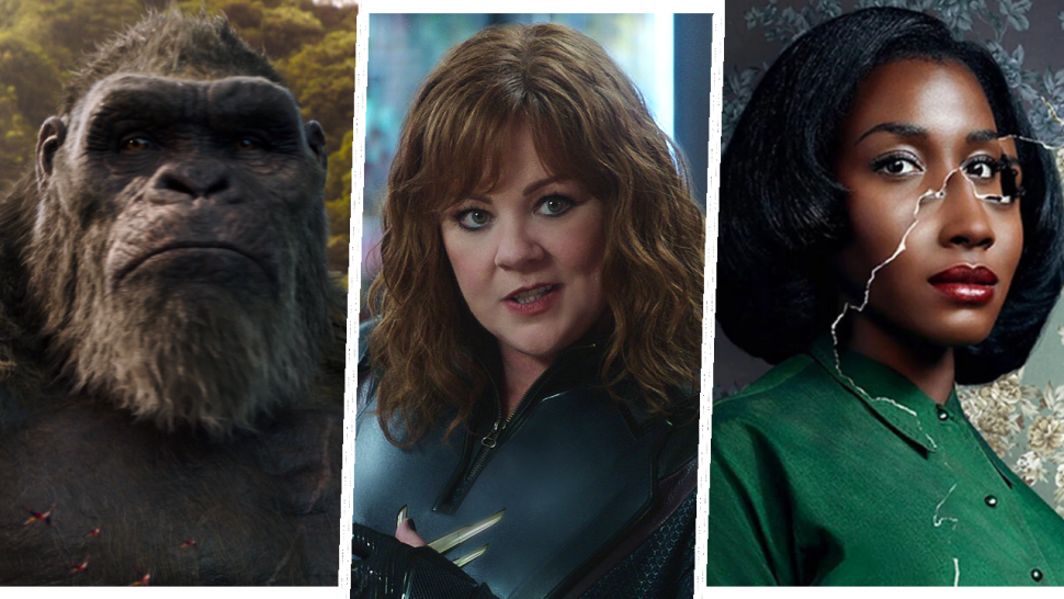The Best Movies and TV Shows to Stream: 'Thunder Force,' 'Godzilla vs. Kong' and More.jpg