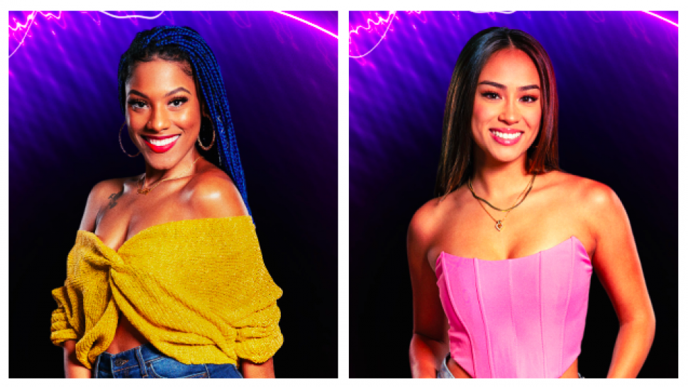 'The Circle': Terilisha and Savannah React to Watching Their Feud Play Out on TV (Exclusive).jpg