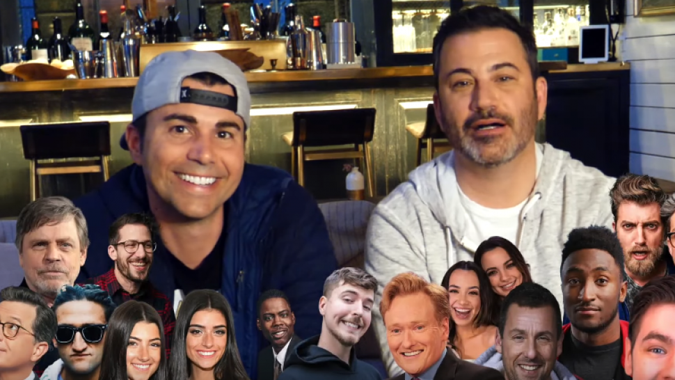 Jimmy Kimmel and YouTube's Mark Rober Are Hosting a Livestream-a-Thon to Raise Money for Autism.jpg