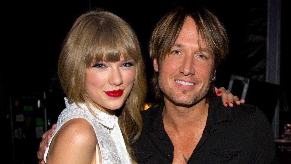 Keith Urban Recalls Knowing Taylor Swift Would Be a Huge Star When She Was His Opening Act (Exclusive).jpg