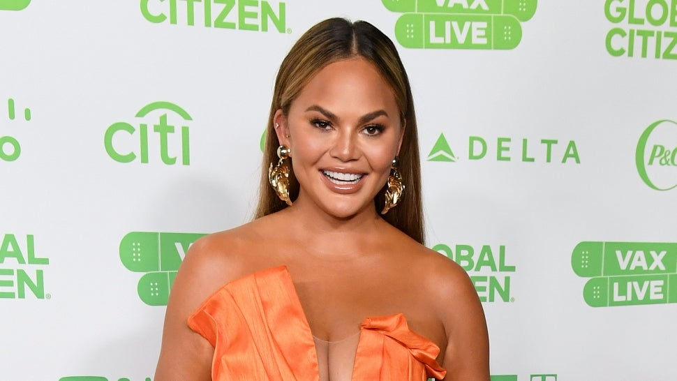 Chrissy Teigen Gets New Tattoo Drawn By Daughter Luna as She Reflects on 'What I've Learned'.jpg