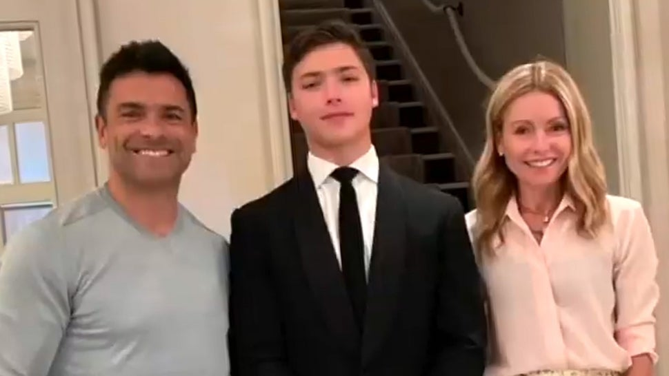 Kelly Ripa Talks 'Brutally Painful' Experience Dropping Son Joaquin Off at College.jpg