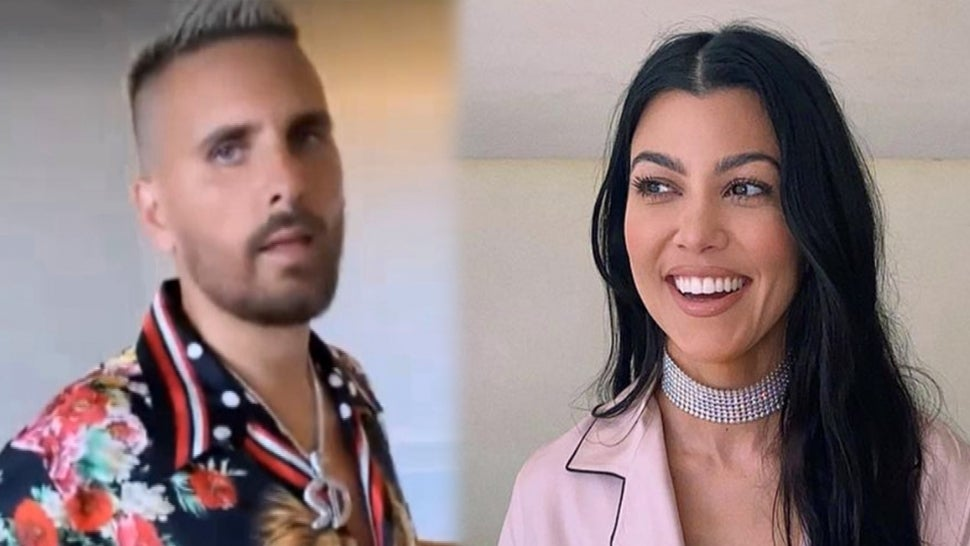 Scott Disick Is 'Trying to Get Under Kourtney's Skin' After Her Engagement to Travis Barker, Source Says.jpg