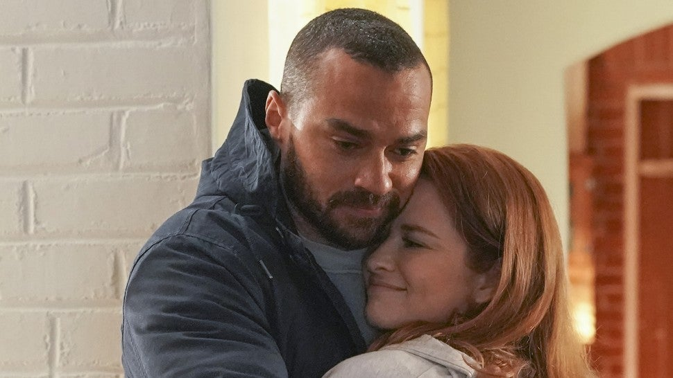 'Grey's Anatomy': Sarah Drew Says a Japril Spinoff Would Be 'Amazing'.jpg