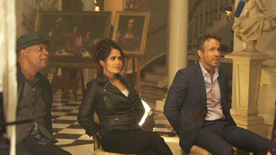 On Set of 'The Hitman's Wife's Bodyguard' With Salma Hayek and Ryan Reynolds (Exclusive).jpg