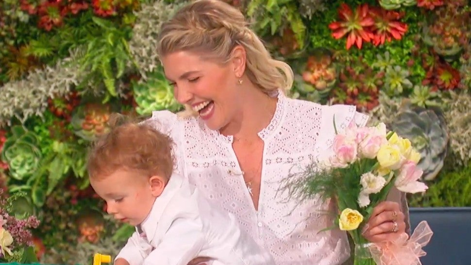 Amanda Kloots and Nick Cordero's Son Elvis Makes His TV Debut for Mother's Day!.jpg