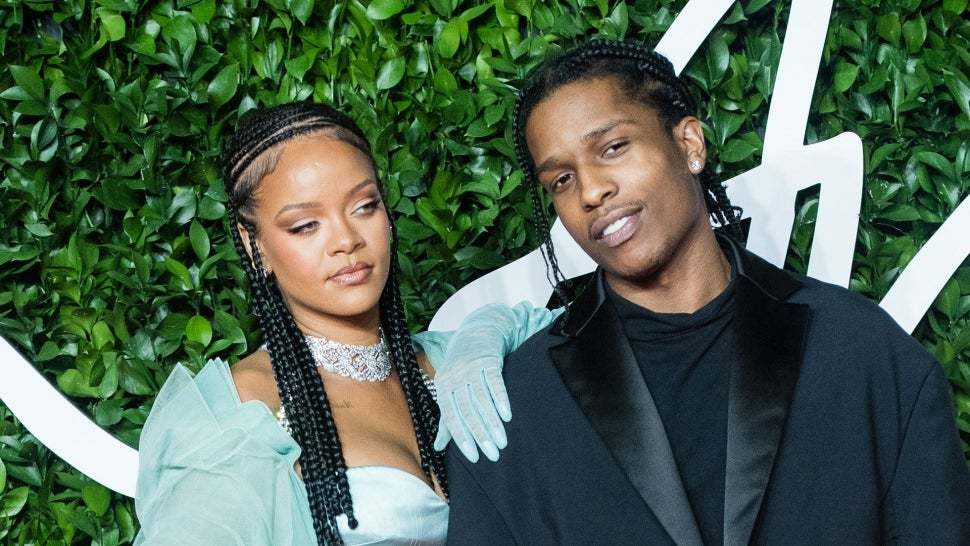 Rihanna and A$AP Rocky Share PDA During Night Out in Miami.jpg