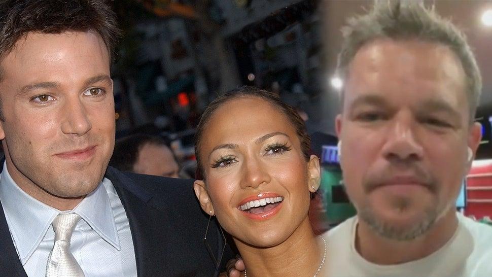 Matt Damon Calls Ben Affleck and Jennifer Lopez's Relationship 'True Love'.jpg