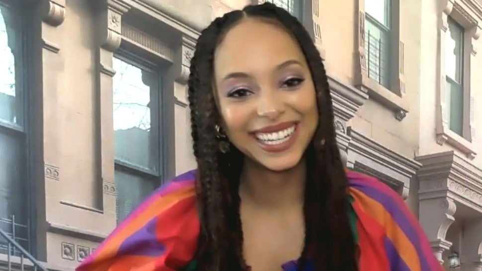 Amber Stevens West on Expanding Her Family, Her New Series 'Run the World' and 'Greek' (Exclusive).jpg