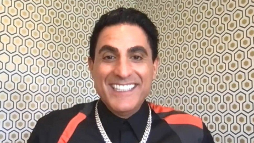 'Shahs of Sunset': Reza Farahan on Repairing His Relationship With Mercedes 'MJ' Javid (Exclusive).jpg