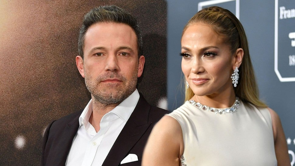 Jennifer Lopez and Ben Affleck Are 'Just Friends' as the Two Spend Time Together (Source)