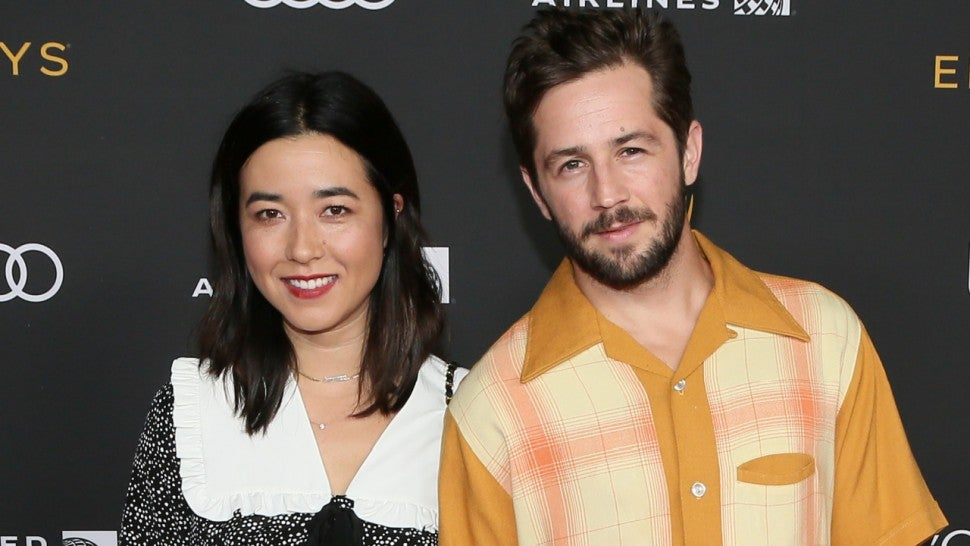'PEN15' Star Maya Erskine and Michael Angarano Welcome Their First Child Together.jpg