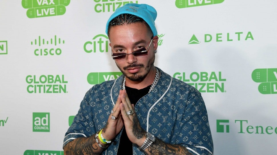 J Balvin Seemingly Reveals Sex of Baby on the Way, Says He'll Be Their 'Best Friend' (Exclusive).jpg