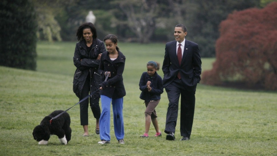 Obama Family Mourns the Death of Beloved Dog Bo: 'We Will Miss Him Dearly'.jpg