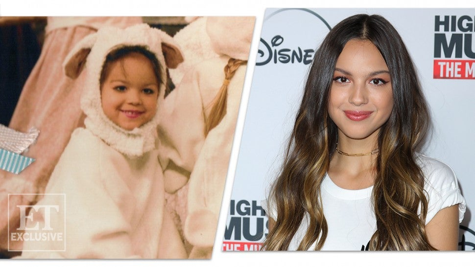'HSMTMTS' Flashback! See Baby Olivia Rodrigo and Joshua Bassett Take on 'Beauty and the Beast' (Exclusive).jpg