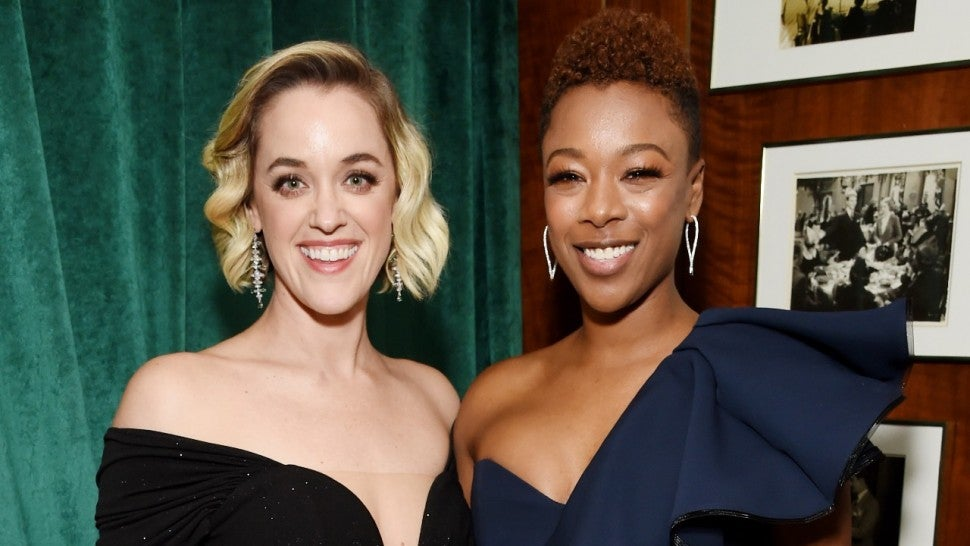 Samira Wiley Got in Trouble With Her Wife Lauren Morelli for a Social Media Post Ahead of Baby's Birth.jpg