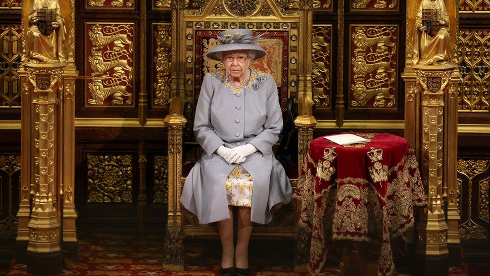 Queen Elizabeth Opens Parliament With Several Poignant Changes Following Prince Philip's Death.jpg