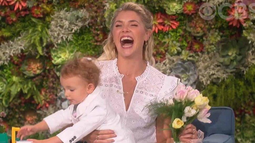 Amanda Kloots and Nick Cordero's Son Elvis Makes His TV Debut.jpg