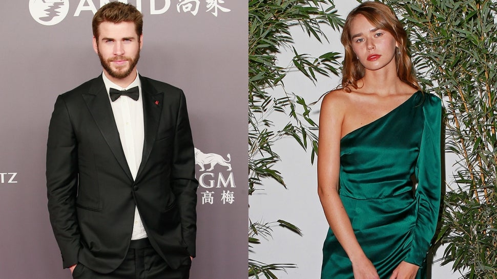 Liam Hemsworth and Gabriella Brooks Make First Official Appearance as a Couple.jpg