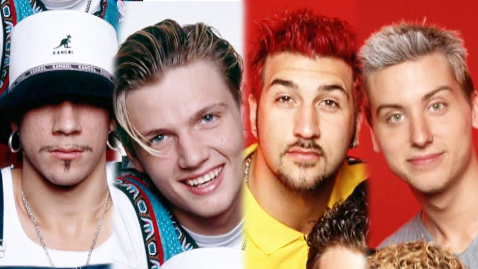 *NSYNC and The Backstreet Boys Team Up for the First Time to Celebrate L.A. Pride (Exclusive).jpg