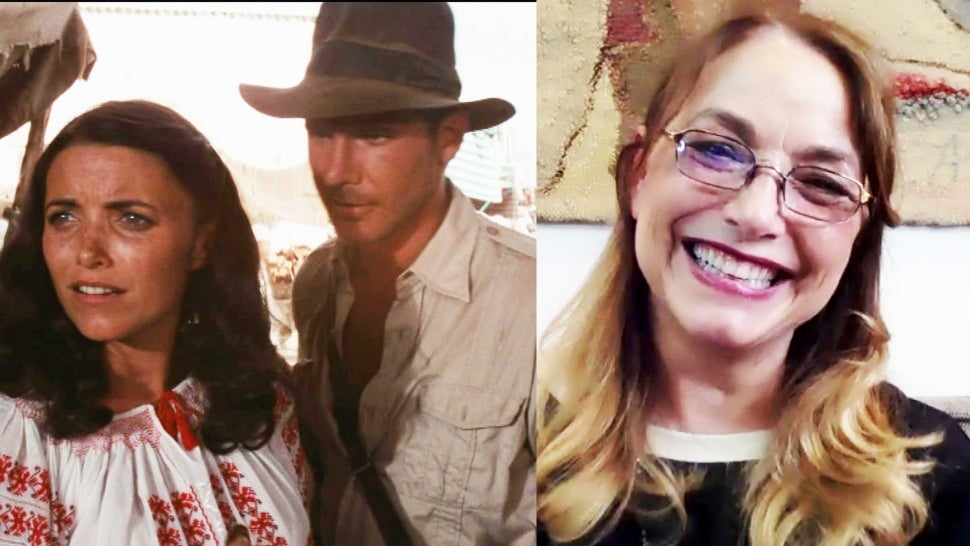 'Raiders of the Lost Ark' Turns 40: Karen Allen Reflects on Her Time on Set With Harrison Ford.jpg