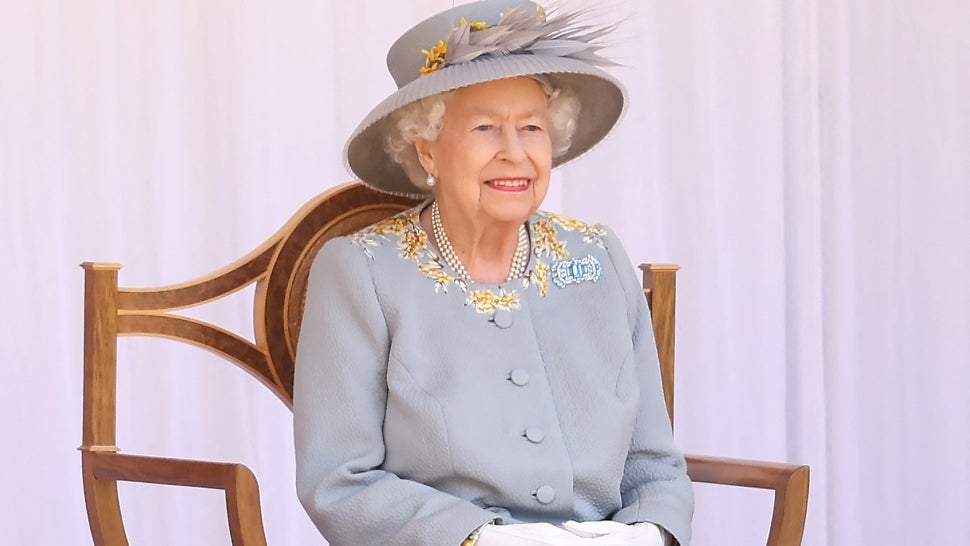 Queen Elizabeth Holds Special Trooping the Colour Ceremony at Windsor Castle.jpg