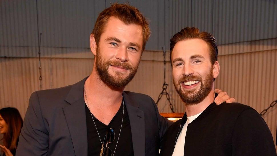 Chris Hemsworth Hilariously Celebrates Chris Evans' Birthday With Pic of Chris Pratt.jpg