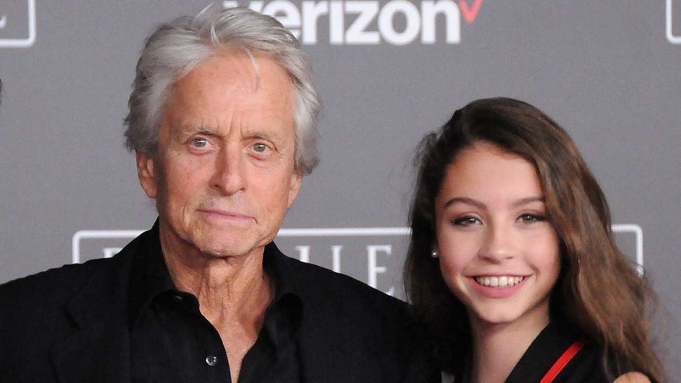 Michael Douglas Says He Was Mistaken for Being His Daughter Carys' Grandfather.jpg