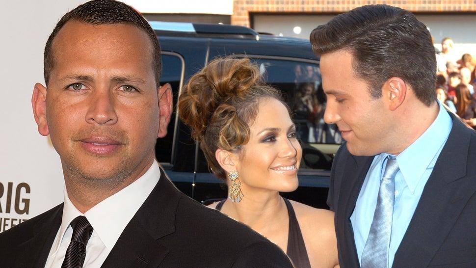 Alex Rodriguez Gets Trolled Over Jennifer Lopez and Ben Affleck at MLB Playoffs.jpg