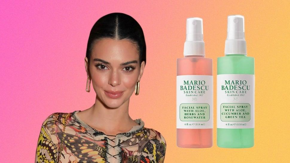 Kendall Jenner's Mario Badescu Facial Spray Is 25% Off At Sephora.jpg