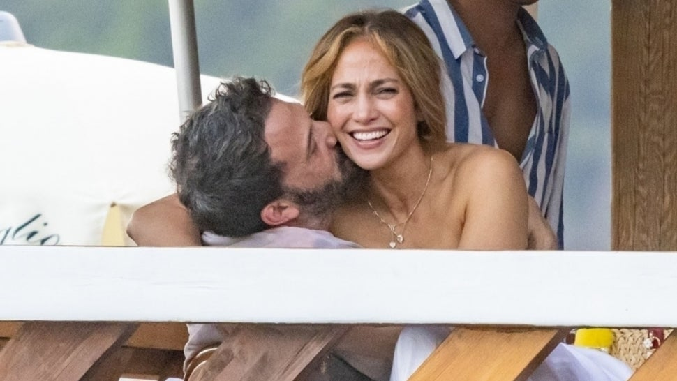 Ben Affleck Showers Jennifer Lopez With Kisses as She Sits on His Lap During Dinner Date: Pic.jpg