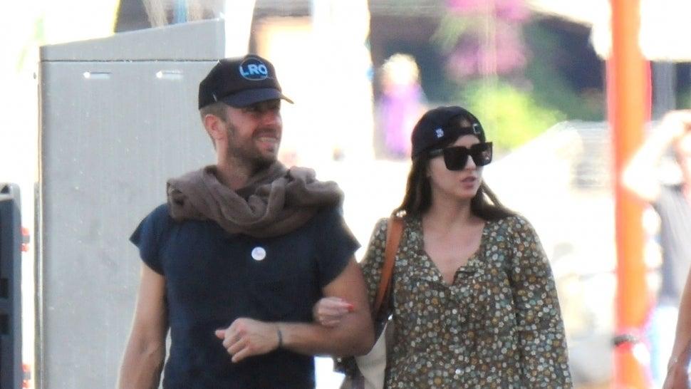 Dakota Johnson and Chris Martin Take Their Love to Spain in Rare Sighting.jpg