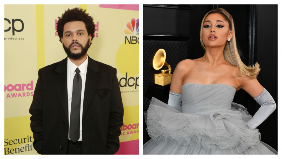 Ariana Grande and The Weeknd Drop New Video for 'Off the Table' -- Watch the Live Performance!.jpg