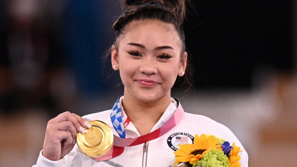 Suni Lee's 12-Year-Old Fan Is Nearly on the Verge of Tears as He Meets the Gold Medalist: Watch.jpg