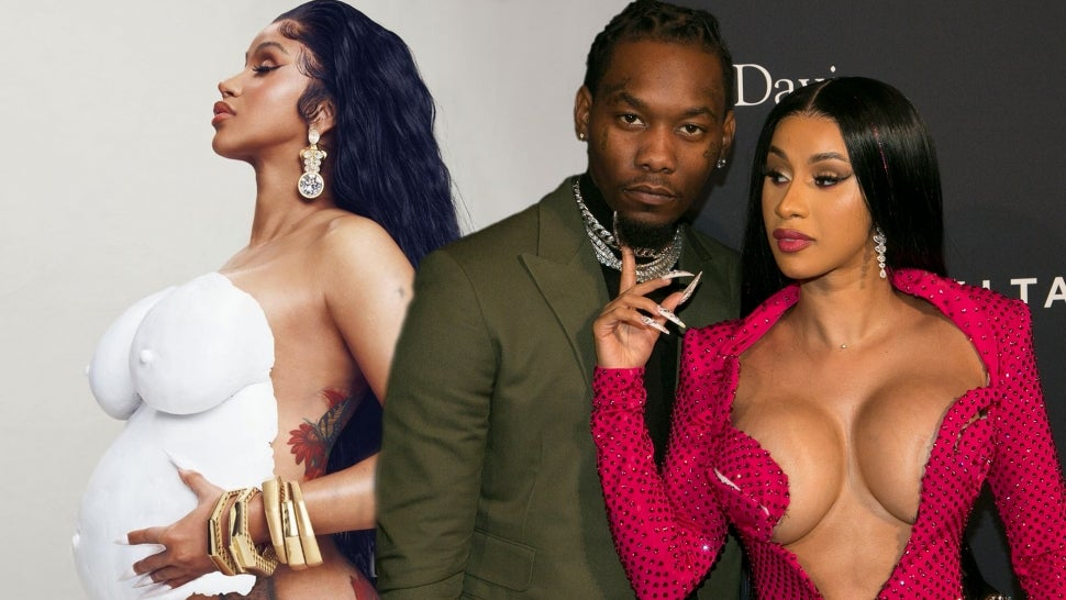 Cardi B Reveals Offset's Reaction to Her Second Pregnancy and Why She's Not Having a Baby Shower.jpg