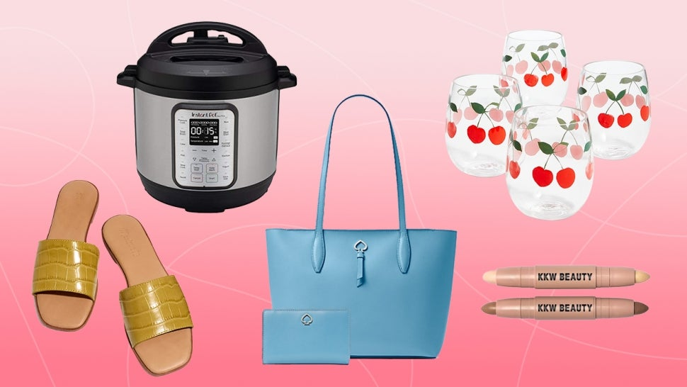 The Best Online Sales to Shop This Weekend: Anthropologie, KKW Beauty, Instant Pot, And More.jpg