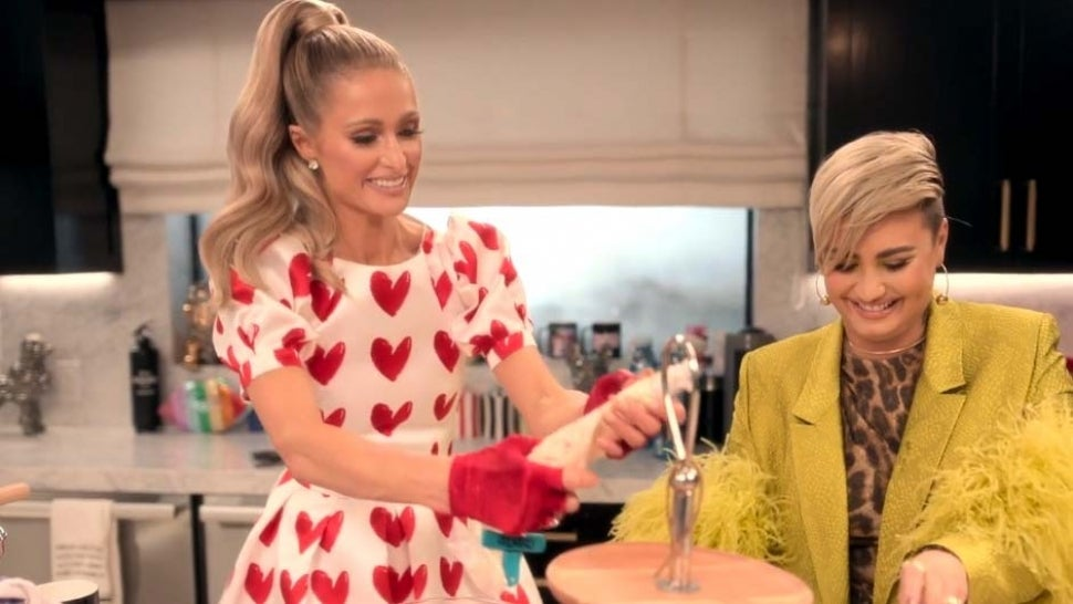 Paris Hilton Invites Demi Lovato on 'Cooking With Paris' But Makes One Big Mistake (Exclusive).jpg