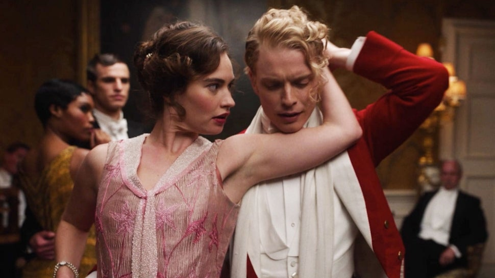 Lily James Is Seduced by a Waltz in Amazon's 'The Pursuit of Love' (Exclusive).jpg