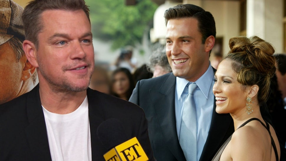Matt Damon Shares How Things Are Different for Ben Affleck and Jennifer Lopez This Time Around.jpg