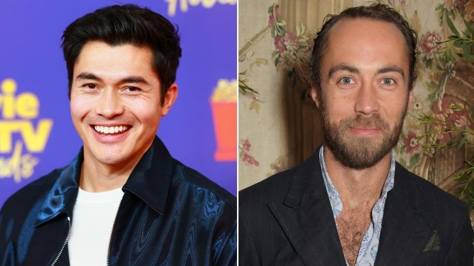 Henry Golding Used to Cut Kate Middleton's Brother James' Hair, Talks James Bond Rumors.jpg